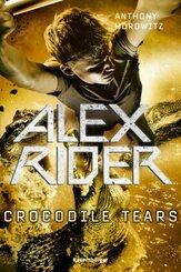 Alex Rider, Band 8: Crocodile Tears; .