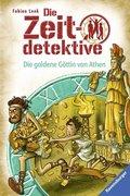 Die Zeitdetektive - Die goldene Göttin von Athen