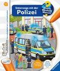 tiptoi®: tiptoi® Unterwegs mit der Polizei; .