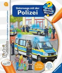 tiptoi®: Unterwegs mit der Polizei