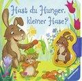 Hast du Hunger, kleiner Hase?, m. Stoffhase