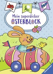 Mein superdicker Osterblock