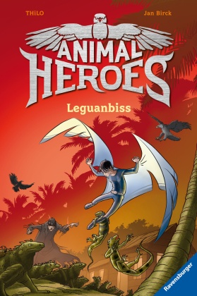 Animal Heroes, Leguanbiss