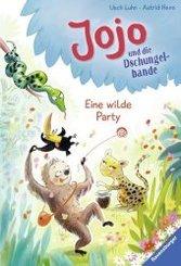 Jojo und die Dschungelbande, Band 3: Eine wilde Party; .