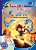 Yuki, der kleine Ninja, m. Audio-CD