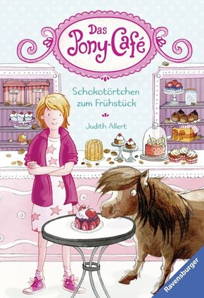 Das Pony-Café - Schokotörtchen zum Frühstück