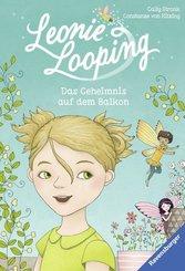 Leonie Looping, Band 1: Das Geheimnis auf dem Balkon; .