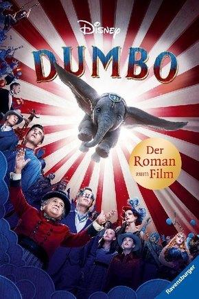 Disney Dumbo: Der Roman zum Film; .