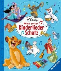 Disney Mein erster Kinderliederschatz - Mit Notensatz; .
