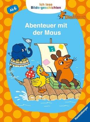 Die Maus - Abenteuer mit der Maus