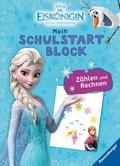 Disney Die Eiskönigin, völlig unverfroren: Mein Schulstartblock: Zählen und Rechnen