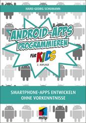 Android-Apps programmieren für Kids