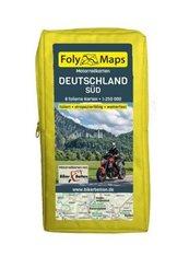 FolyMaps Motorradkarten Deutschland Süd