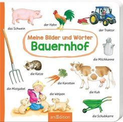 Meine Bilder und Wörter - Bauernhof