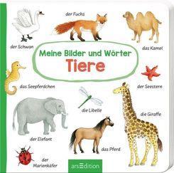 Meine Bilder und Wörter - Tiere
