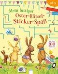Mein lustiger Oster-Rätsel-Sticker-Spaß