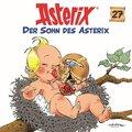 Asterix - Der Sohn des Asterix, 1 Audio-CD