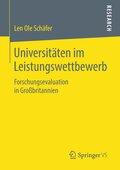 Universitäten im Leistungswettbewerb