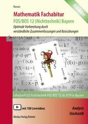 Mathematik Fachabitur Bayern FOS/BOS 12 (Nichttechnik)