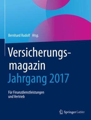Versicherungsmagazin - Jahrgang 2017