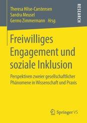 Freiwilliges Engagement und soziale Inklusion