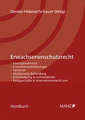 Erwachsenenschutzrecht (f. Österreich)