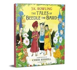 The Tales of Beedle the Bard, Illustrated Edition