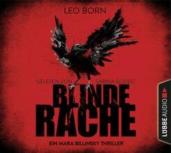 Blinde Rache, 6 Audio-CDs