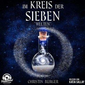Im Kreis der Sieben - Welten, 1 MP3-CD