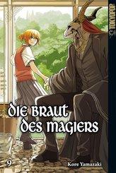 Die Braut des Magiers - Bd.9