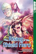 The Rising of the Shield Hero - Bd.8
