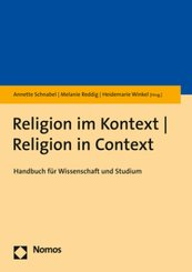 Religion im Kontext - Religion in Context