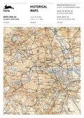 Historical Maps. Briefpapier