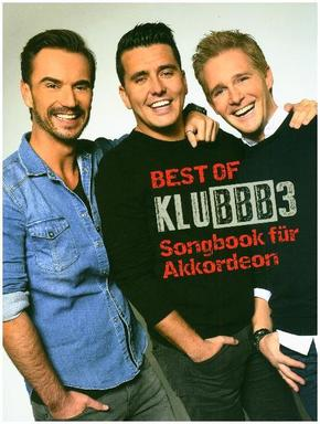 Best Of Klubbb3, für Akkordeon