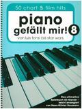 Piano Gefällt Mir!, Spiralbindung, m. MP3-CD - Bd.8