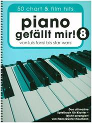 Piano Gefällt Mir!, Spiralbindung - Bd.8