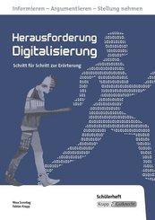 Herausforderung Digitalisierung, Schülerheft