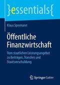 Öffentliche Finanzwirtschaft