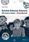 Schnick Schnack Schnuck, Lehrerband m. Audio-CD