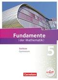Fundamente der Mathematik, Gymnasium Sachsen: 5. Schuljahr, Schülerbuch