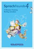 Sprachfreunde - Sprechen - Schreiben - Spielen - Ausgabe Nord/Süd - Neubearbeitung 2015 - 4. Schuljahr