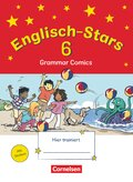 Englisch-Stars: 6. Schuljahr - Übungsheft Grammar Comics