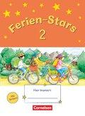 Ferien-Stars: 2. Schuljahr - Übungsheft