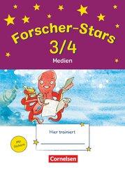 Forscher-Stars: 3./4. Schuljahr - Medien