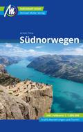 Südnorwegen Reiseführer Michael Müller Verlag, m. 1 Karte