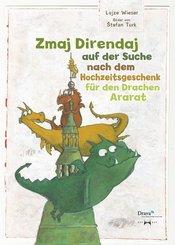 Zmaj Direndaj auf der Suche nach dem Hochzeitsgeschenk für den Drachen Ararat