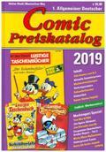 Comic Preiskatalog 2019 HC
