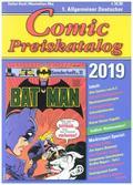 Comic Preiskatalog 2019 SC