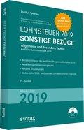 Tabelle, Lohnsteuer 2019 Sonstige Bezüge