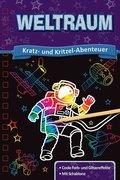 Kratz- und Kritzel-Abenteuer: Weltraum